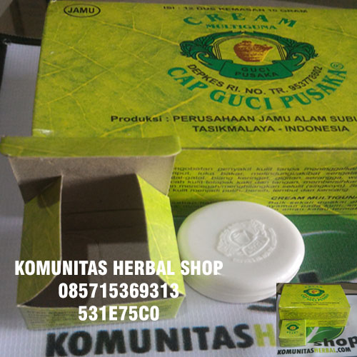 herbal-cream-kulit-multiguna-guci-pusaka-hijau-zaitun