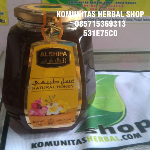 herbal-madu-arab-al-shifa-1kg