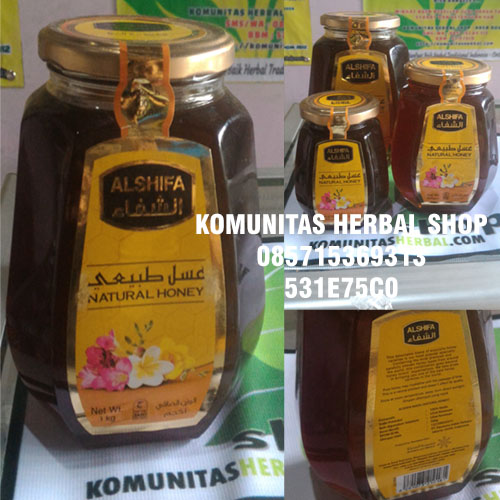 manfaat-herbal-madu-arab-al-shifa-1kg